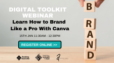 Learn How To Brand Like A Pro With Canva