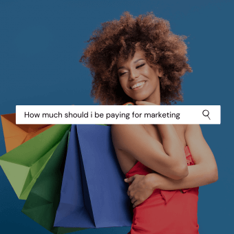 How much should i be paying for digital marketing?